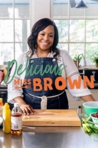 Delicious Miss Brown : 5x7